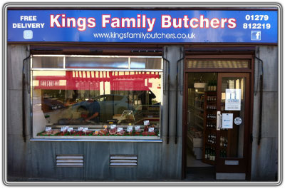 Kings Family Butchers Shop